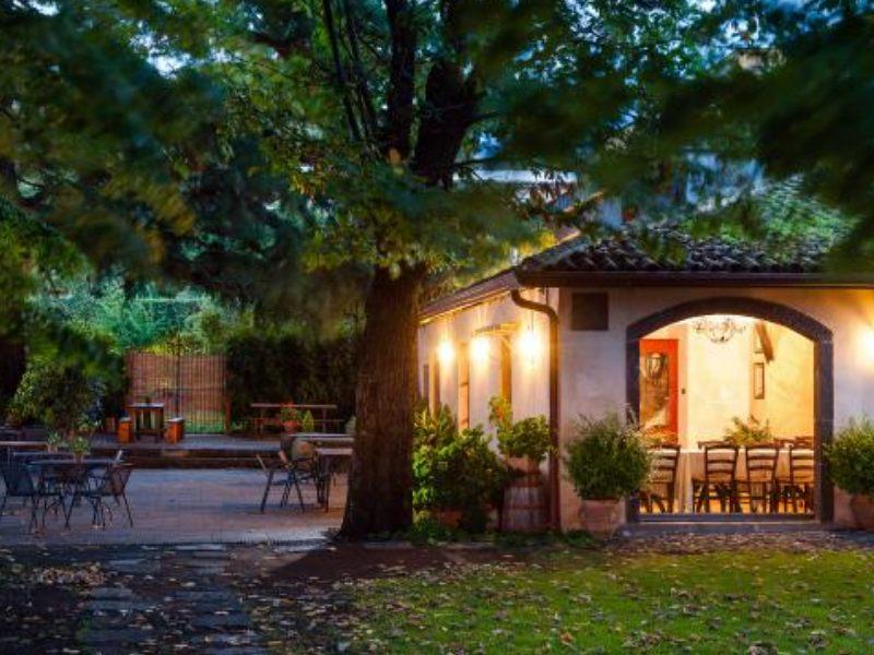 Villagrande Winery of Etna