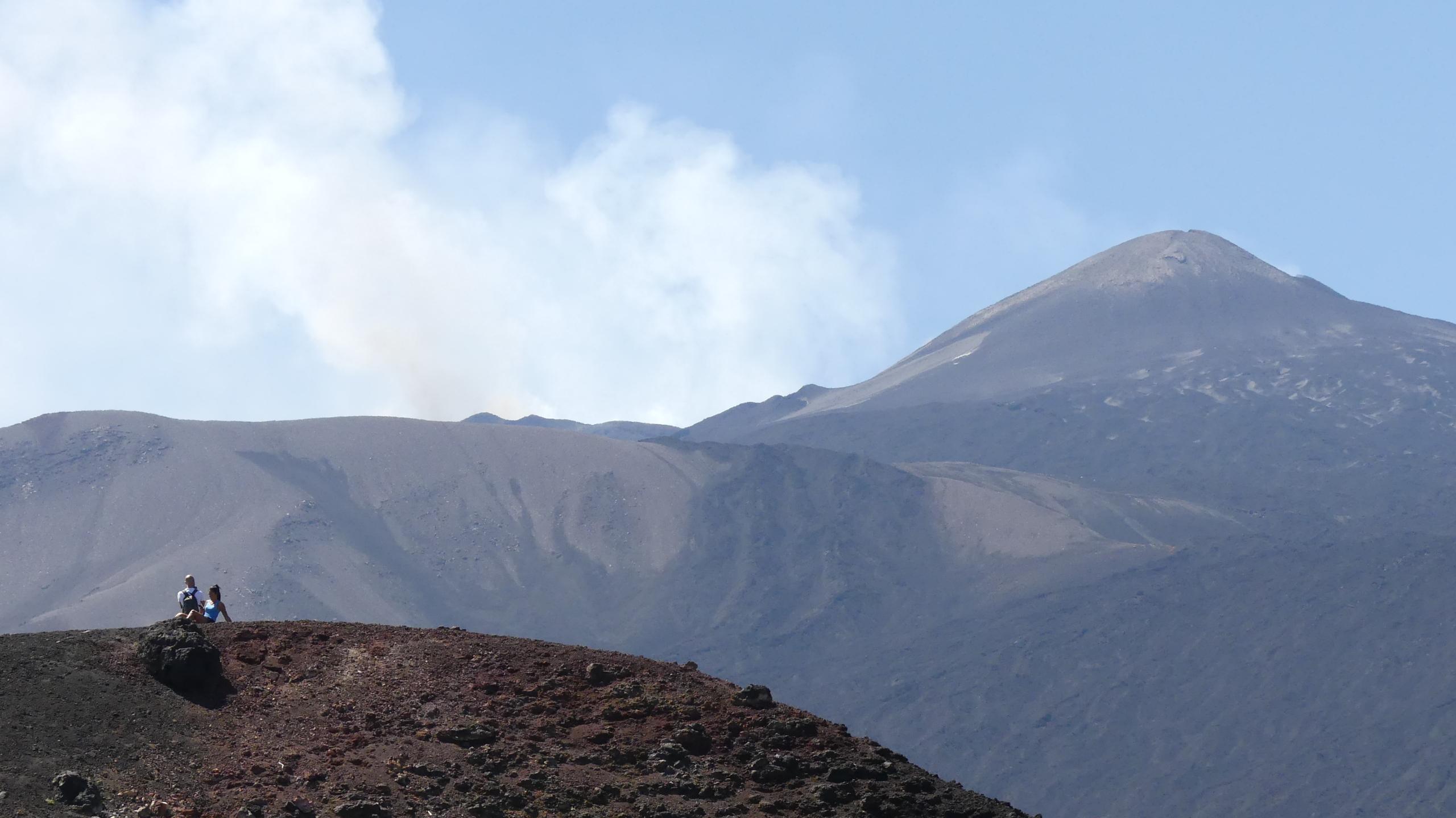 Landscape of Etna