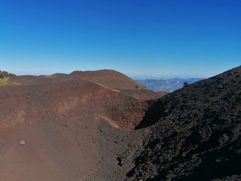 Craters of Etna